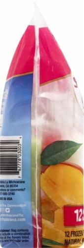 La Michoacana Variety Paletas Frozen Fruit & Dairy Ice Bars 12 Count Perspective: left