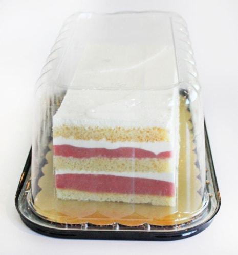 Bakery Strawberry Shortcake Perspective: left