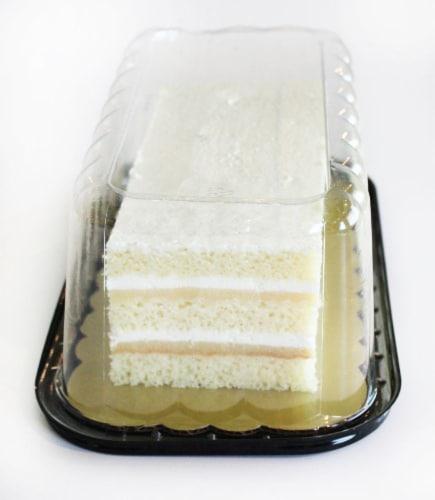 Bakery Lemons & Cream Cake Perspective: left