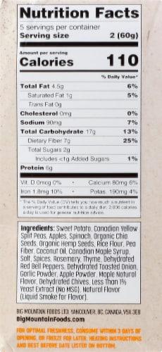 Big Mountain Foods Sunny Superfood Breakfast Bites Perspective: left