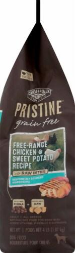 Castor & Pollux Pristine Free-Range Chicken & Sweet Potato Recipe Adult Dry Dog Food Perspective: left