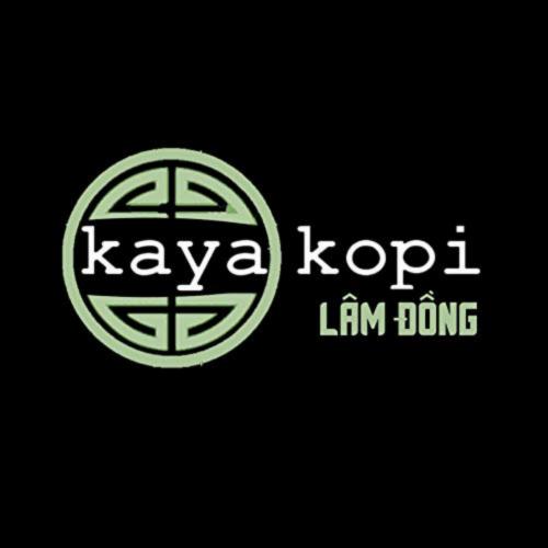 Premium Kaya Kopi Lam Dong, Vietnam -Energy Robusta Arabica Roasted Whole Coffee Beans 12oz Perspective: left