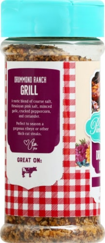The Pioneer Woman Drummond Ranch Grill Seasoning Perspective: left