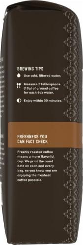 Peet's Coffee Major Dickason's Blend Dark Roast Whole Bean Coffee Perspective: left