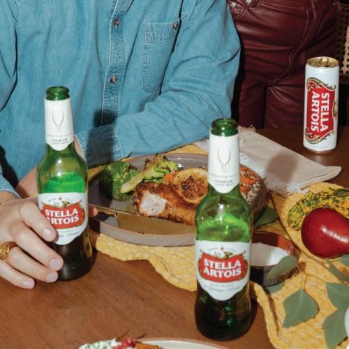 Stella Artois Belgium 12 Pack Perspective: left