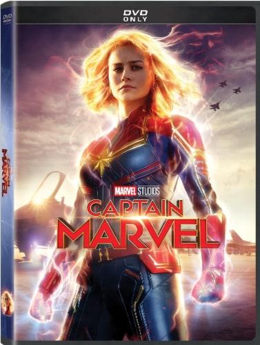 Captain Marvel (2019 - DVD) Perspective: left