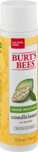 Burt's Bees More Moisture Baobab Conditioner Perspective: left