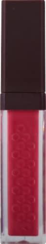 Burt's Bees 100% Natural Moisturizing Flushed Petal Liquid Lipstick Perspective: left