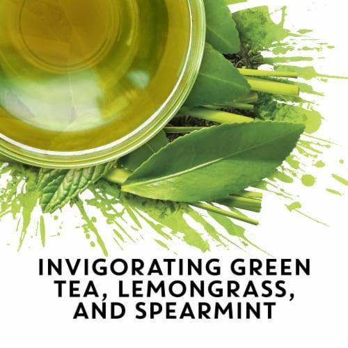 Tazo Zen Green Tea K-Cup Pods Perspective: left