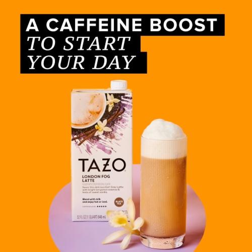 Tazo London Fog Latte Black Tea Concentrate Perspective: left