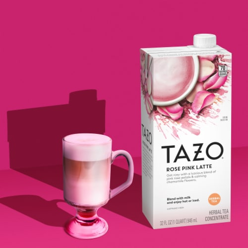 Tazo Mixology Ginger Lime Moscow Mule Green Tea & Juice Concentrate Perspective: left