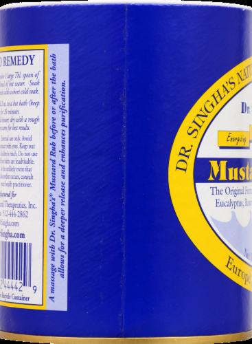 Dr. Singha's Mustard Bath Mustard Bath Perspective: left