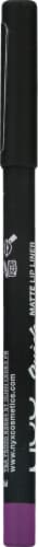 NYX Professional Makeup Suede SMLL15 Run The World Matte Lip Liner Perspective: left