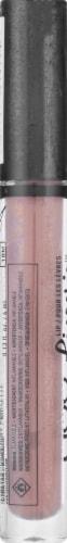 NYX Professional Makeup Lip Lingerie Baby Doll Liquid Lipstick Perspective: left