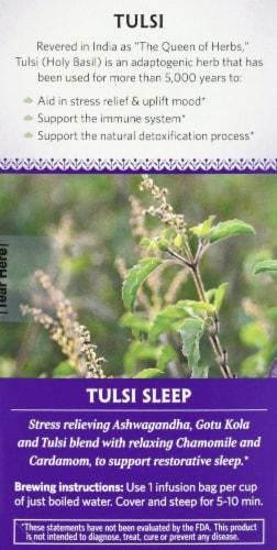 Organic India Tulsi Sleep Tea Perspective: left