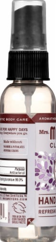 Mrs. Meyer's Clean Day Lavender Scented Hand Sanitizer Perspective: left