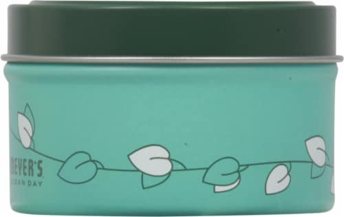 Mrs. Meyer's Clean Day Basil Scent Tin Candle Perspective: left