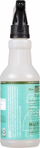 Mrs. Meyer's Clean Day Multi-Surface Everyday Cleaner Basil Scent Perspective: left