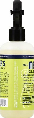 Mrs. Meyer's Clean Day Lemon Verbena Room Freshener Perspective: left