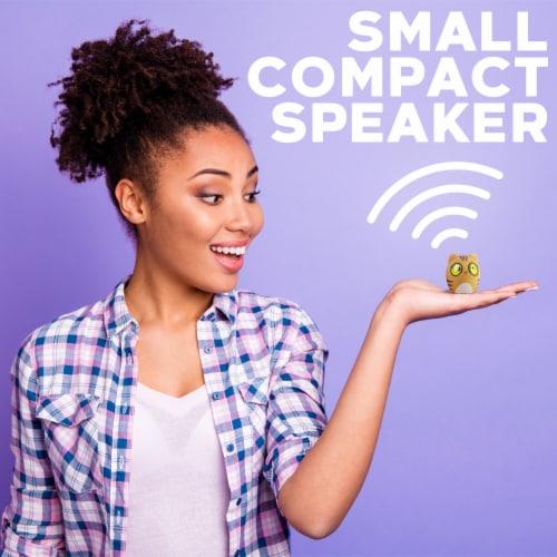 Mini Bluetooth Animal Pet Wireless Speaker Perspective: left