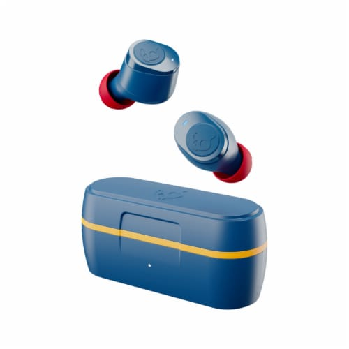 Skullcandy Totally Wireless Essential Jib True Wireless Earbuds - Blue Perspective: left