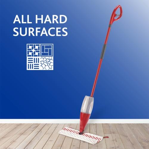 O-cedar ProMist MAX Microfiber Spray Mop Refills Perspective: left