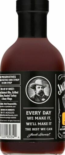 Jack Daniel's Old No. 7 Honey BBQ Sauce Perspective: left