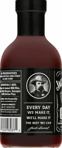 Jack Daniel's Old No. 7 Original BBQ Sauce Perspective: left