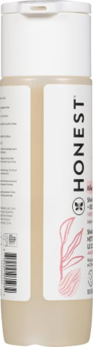 The Honest Co. Sweet Almond Shampoo & Body Wash Perspective: left