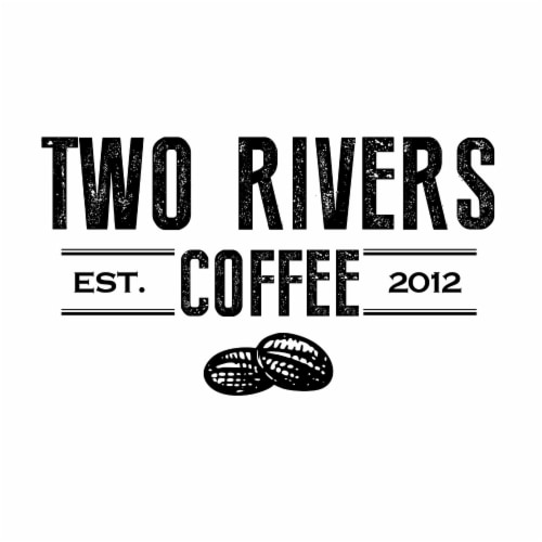 Two Rivers Coffee Decaf Pods for 2.0 Keurig K-Cup Brewers Variety Pack, 40 Count Perspective: left