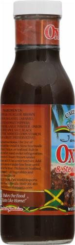 Caribbean Sunshine® Jamaican Oxtail & Stew Marinade Perspective: left