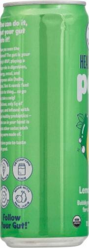 Health-Ade Lemon + Lime Booch Pop Perspective: left
