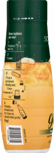 SodaStream Ginger Ale Drink Mix Perspective: left