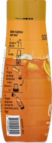 SodaStream Orange Zero Calorie Mix Perspective: left