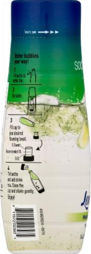 SodaStream Lemon Lime Drink Mix Perspective: left