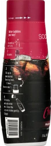SodaStream Cherry Cola Drink Mix Perspective: left