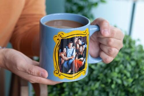 Friends 20 oz Group Shot Portrait Mug Perspective: left