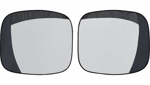 Luxury Driver Classic Sunshield Perspective: left
