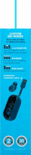 JLab Audio Go Air True Wireless Earbuds - Navy/Black Perspective: left