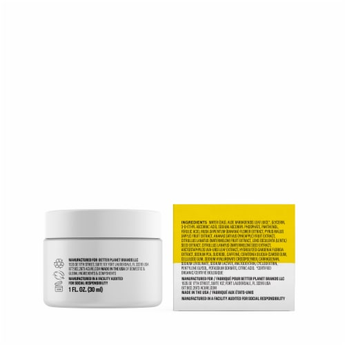 Acure Brightening Vitamin C Jelly Mask Perspective: left