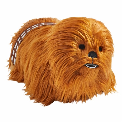 Pillow Pets Disney Star Wars Chewbacca Plush Toy Perspective: left