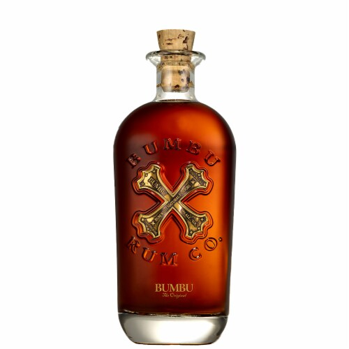 Bumbu Original Rum Perspective: left