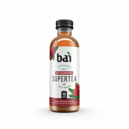 Bai Rio Raspberry Antioxidant Infused Supertea Perspective: left