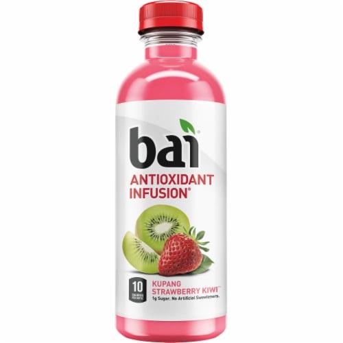 Bai Kupang Strawberry Kiwi Antioxidant Infused Beverage Perspective: left