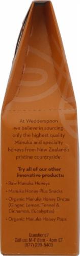 Wedderspoon Organic Manuka Honey Drops Perspective: left