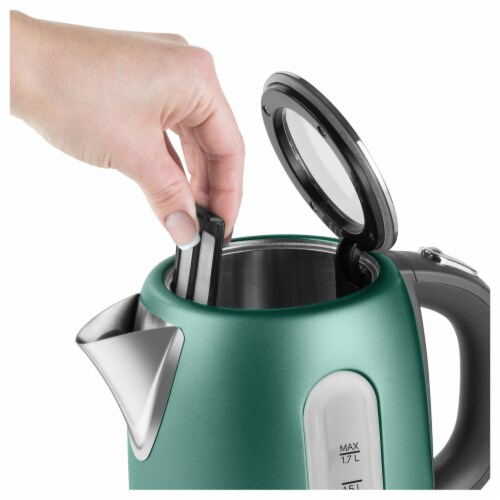 Sencor Stainless Electric Kettle - Green Perspective: left