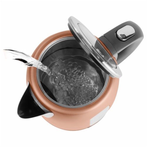 Sencor Stainless Electric Kettle - Gold Perspective: left