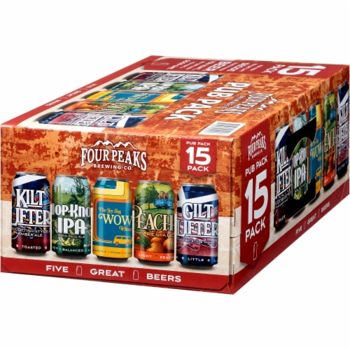 Four Peaks Variety Pack Perspective: left