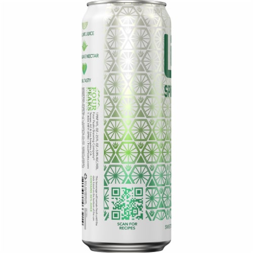 Four Peaks Brewing Lima Spiked Limeade Perspective: left