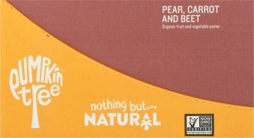 Peter Rabbit Organics Pear Carrot & Beet Puree Perspective: left